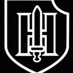 9.SS Hohenstaufen Panzer Division Sign