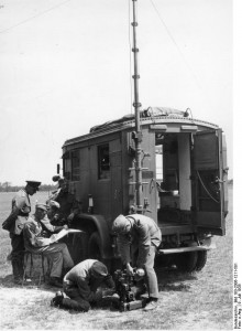 Armed Forces Radio Vehicle