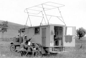Reichswehr, news cars, Funker Vehicle