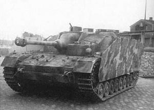 Panzer StuG 111 Assault Gun