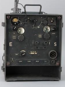 Wehrmacht Torn Fu d2 Radio