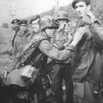 Waffen SS Arnhem British Para POW