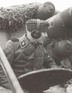 Waffen SS Panzer Crew