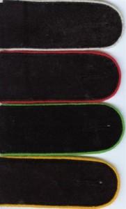 Waffen SS Shoulder Board Waffenfarbe