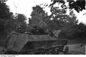 Sdkz 250 9SS Hohenstaufen Arnhem