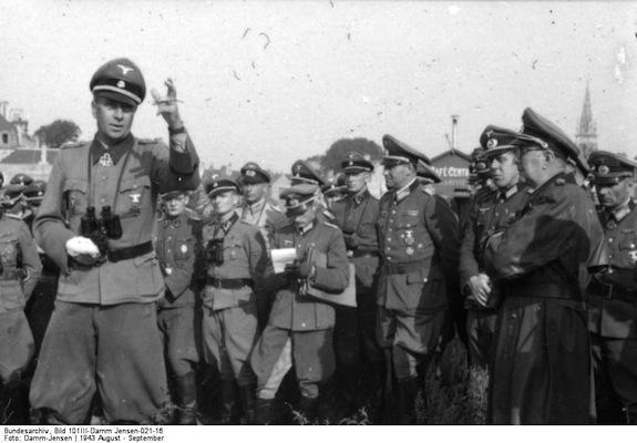 9 SS Hohenstaufen Wilhelm Bittrich