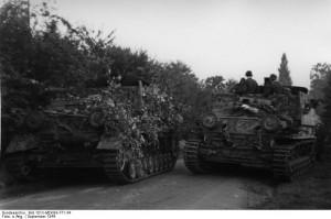 9SS Hohenstaufen Sturmgeschütz III StuG III Arnhem