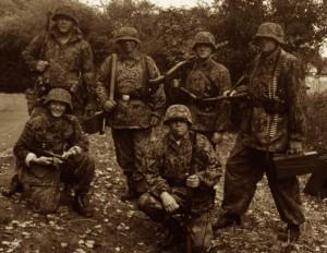 9SS Panzer Grenadiers