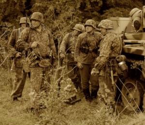 SS Panzergrenadiers