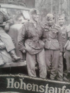 Waffen SS Soldiers 9 SS Hohenstaufen Soldaten