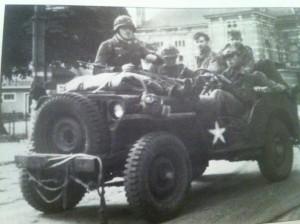 Waffen SS Arnhem Captured Jeep
