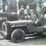 Waffen SS Arnhem Captured Jeep 1944