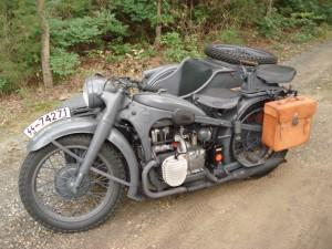 BMW R12 Combo (1936-1945)