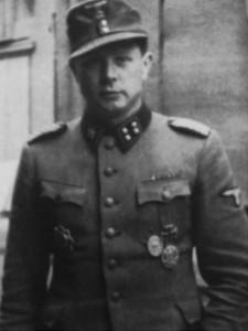 """""""Waffen SS"""" """"Hohenstaufen"""" """"Dr Egon Skalka"""" """" Arnhem"""""""