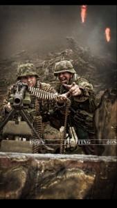 """""""Waffen SS"""" """"MG42"""""""