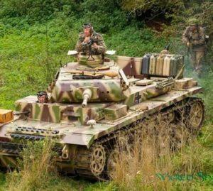 9SS Panzer Mk3 1