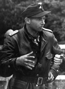 """Waffen SS"" ""Wittmann"" ""Panzer"" ""Normandy"" ""D Day"" ""U Boat Leather Jacket"""