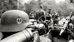 """""""Waffen SS"""" """"Hohenstaufen"""" """"Reenactment"""" """"Living History"""""""